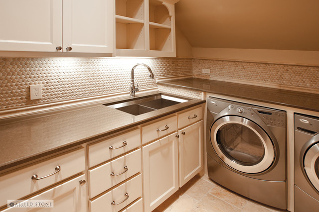 The Utility Room - Mediterranean - Laundry Room - Houston - by Allied ...