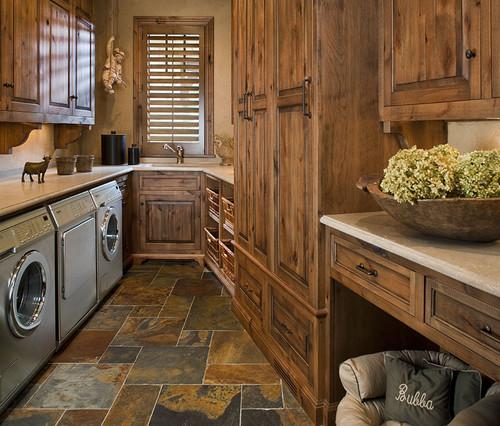 home design trend - built-in dog beds