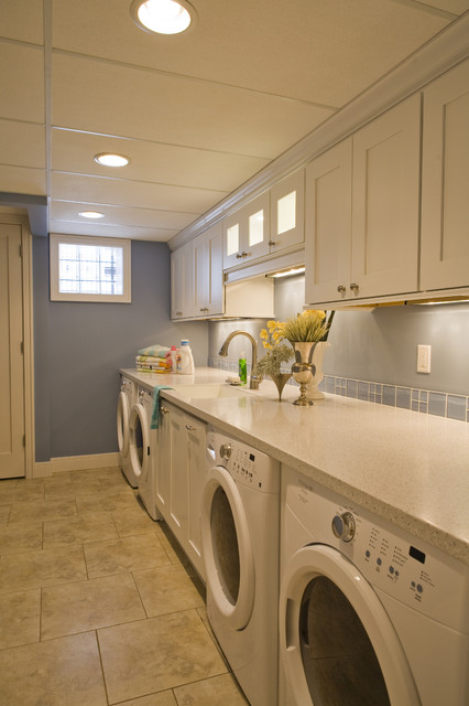 Timeless Revival traditional-laundry-room