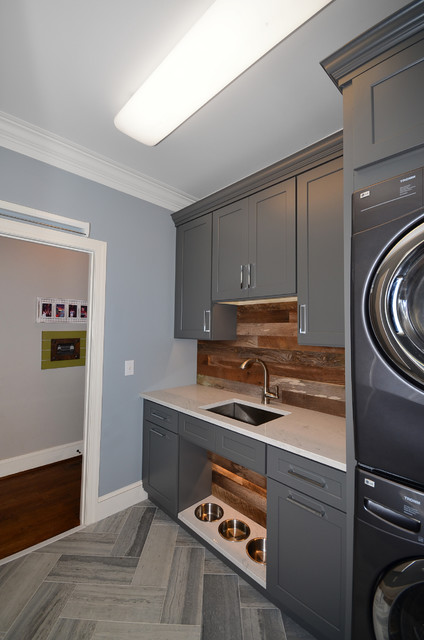 Tony Amp Cara S Laundry Room Country Utility Room