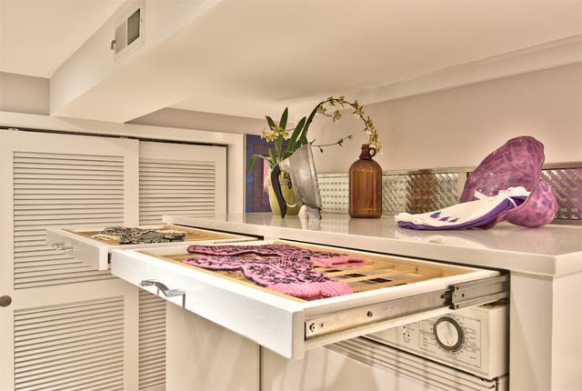 Total Spaces Design traditional-laundry-room