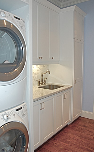 McClelland Residence traditional-laundry-room