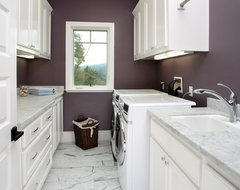 #53 - Owner - Los Altos traditional-laundry-room