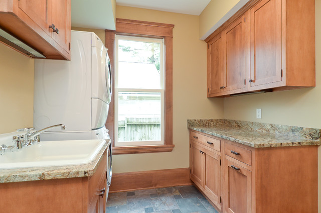 Unbelievable St. Paul Rennovation traditional-laundry-room