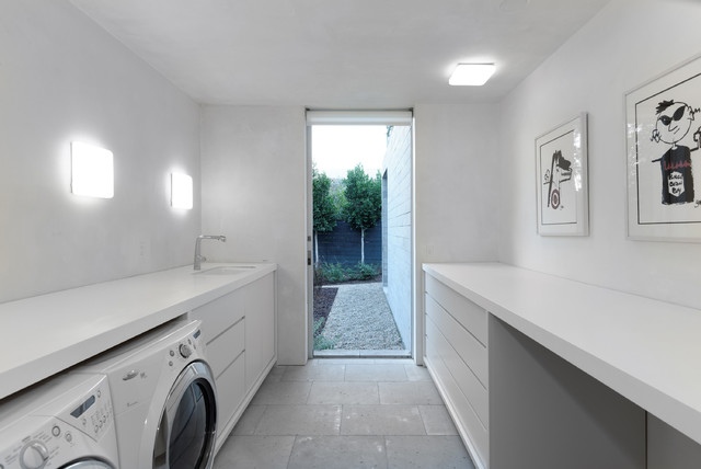 Urban Modern Modern Laundry Room San Diego By