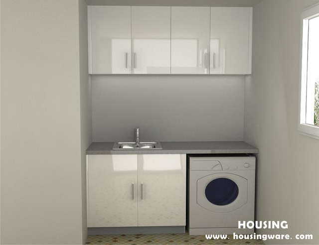 Vanity / Laundry 001 - modern - laundry room - other metro - by ...