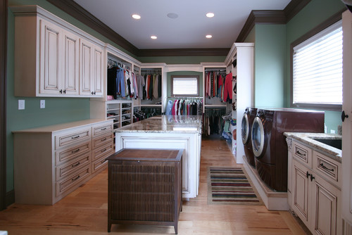 Walker Woodworking Custom Cabinets
