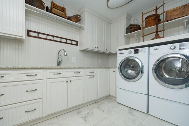 Wardrop-Wirth traditional-laundry-room