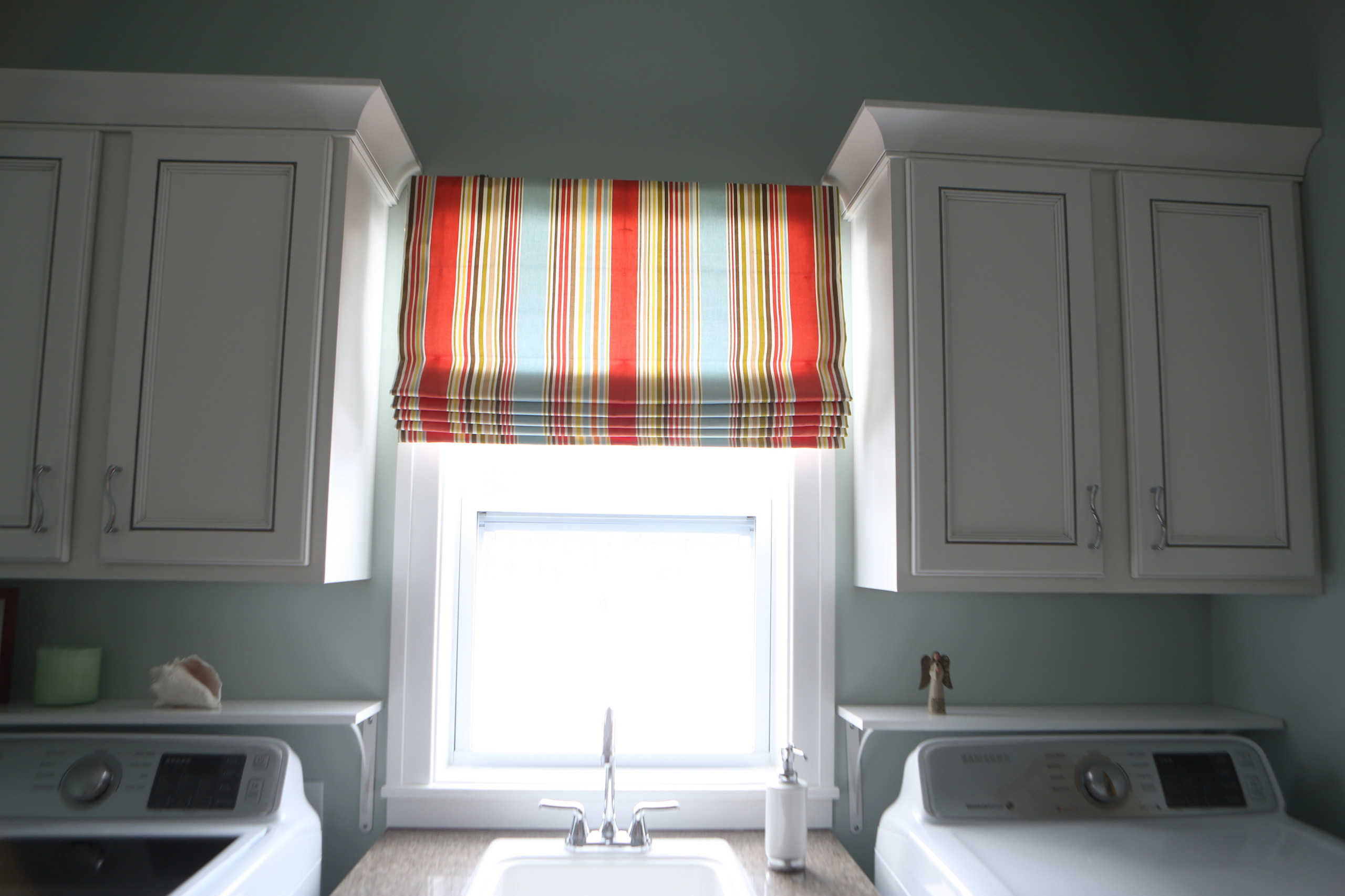 Laundry Room Window Treatments Houzz