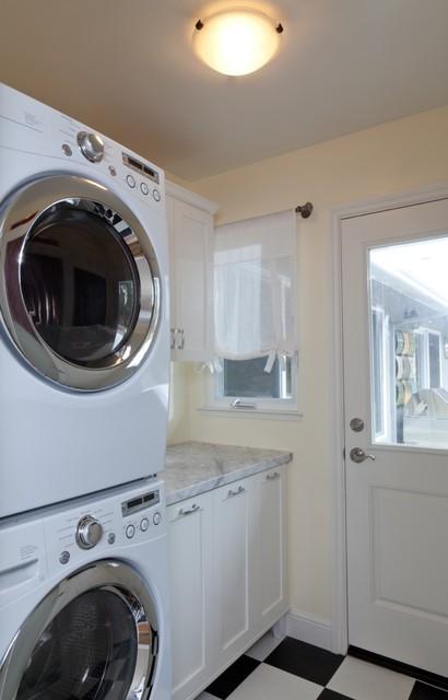 Williams Lane traditional-laundry-room
