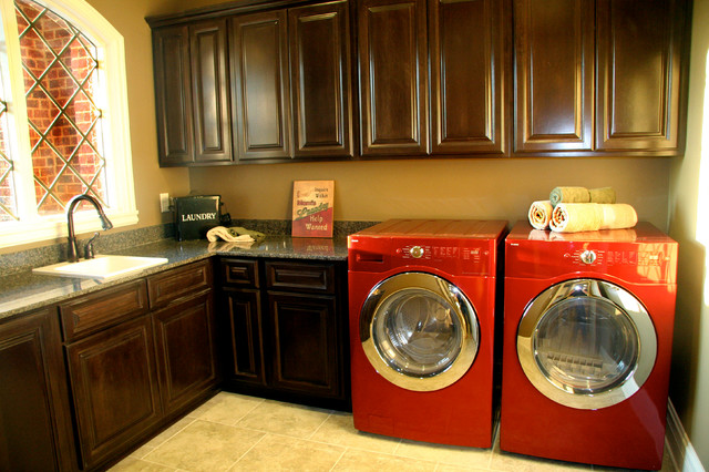 Willows traditional-laundry-room