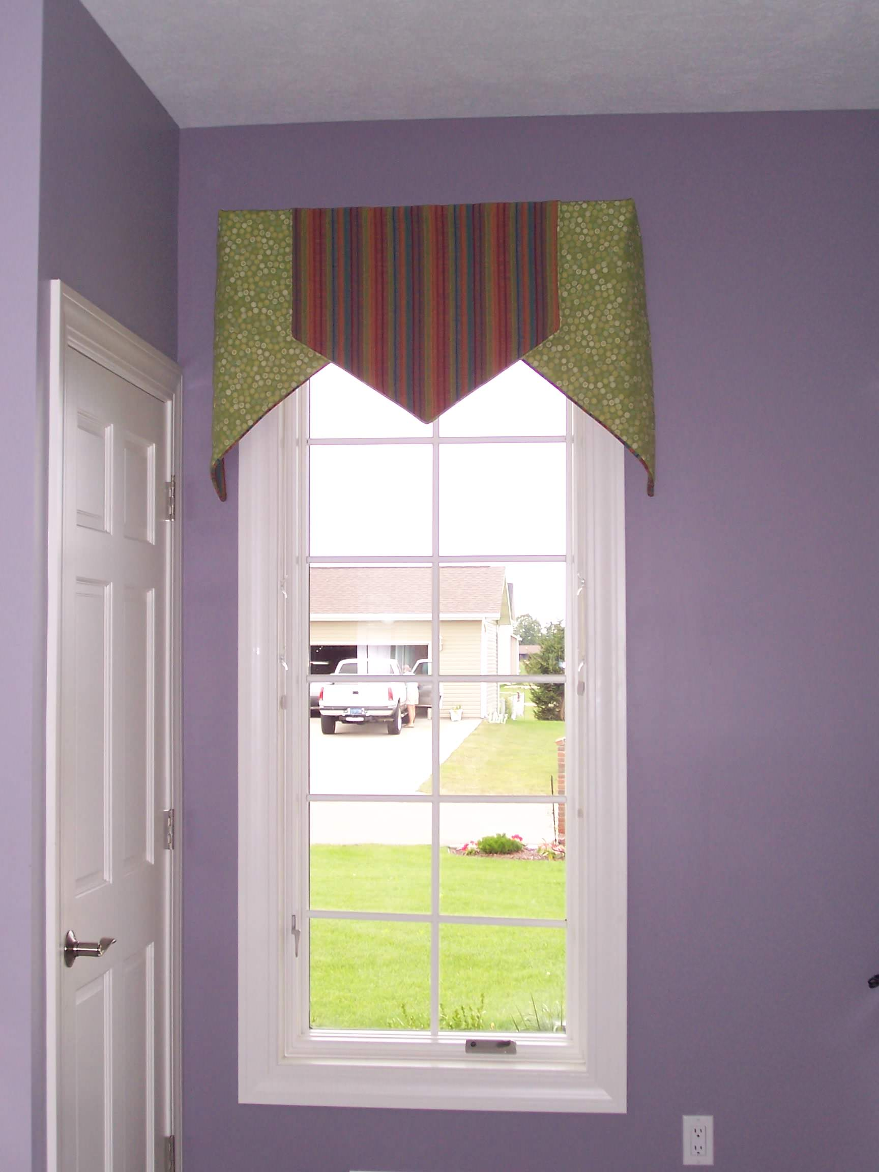 Picture of: Contemporary Window Valances Houzz