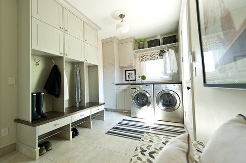 Mudroom Laundry Room Dimensions