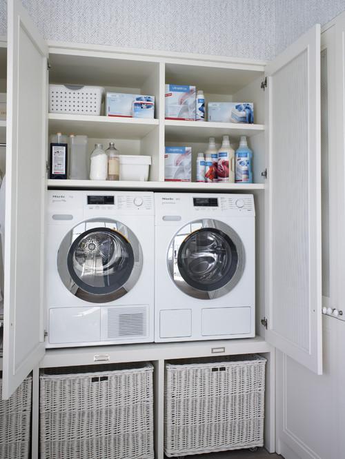 Det oversete rum 6 tips g r bryggerset l kkert og organiseret - Medidas de lavadoras y secadoras ...