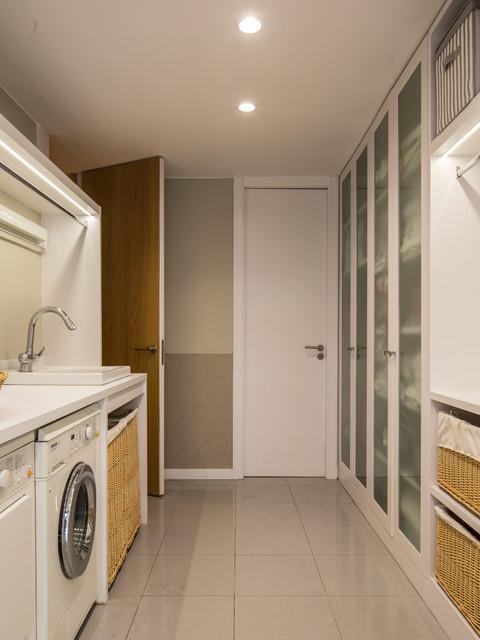 Projecte folgueroles scandinavian laundry room - Meritxell ribe ...