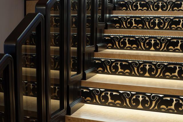 Лестницы sovremennyy-lestnitsa