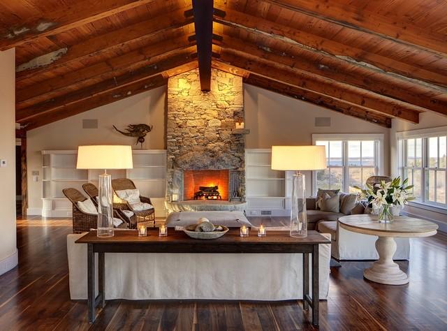 02 - Traditional - Living Room - Boston - by sullivan + associates ...