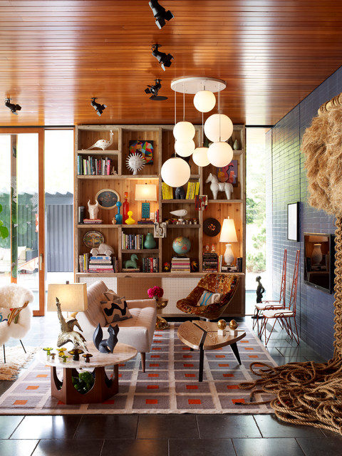Contemporary Living Room by Sterling Publishing
