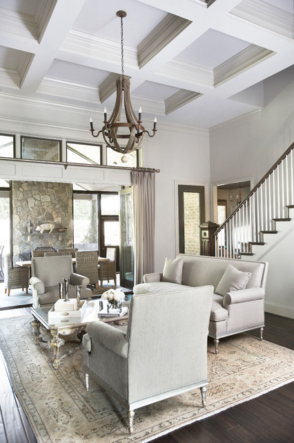 104 Cobblestone traditional-living-room