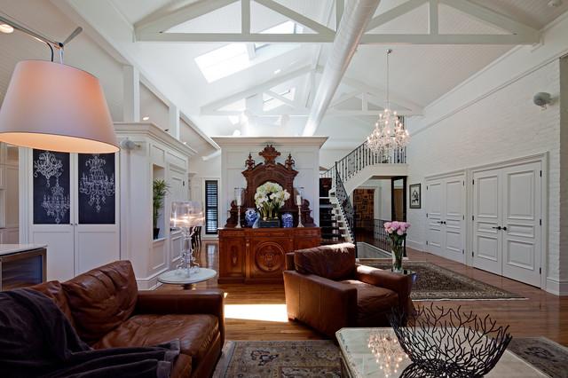 1190 Royal York contemporary-living-room