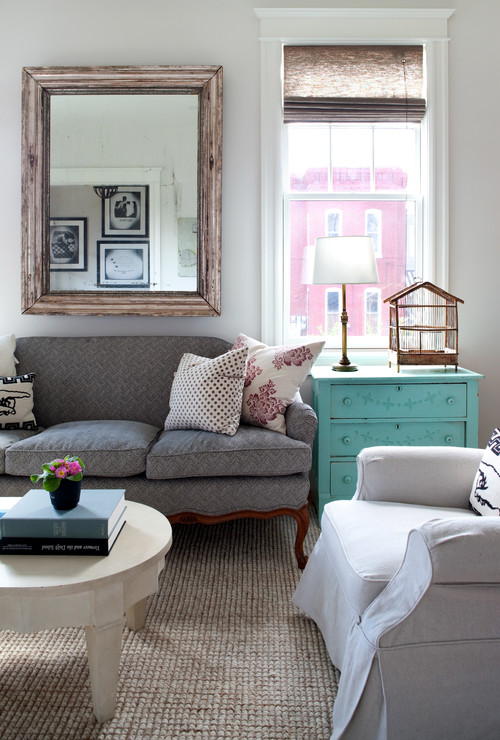 3 Simple ways to breathe new life into your dated living room
