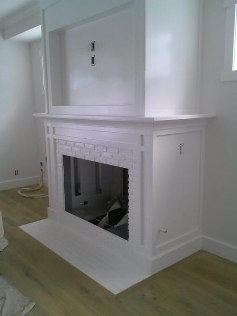 11th Street M.B traditional-living-room