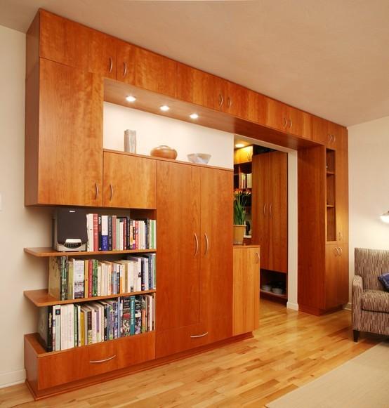 13th Street modern-living-room