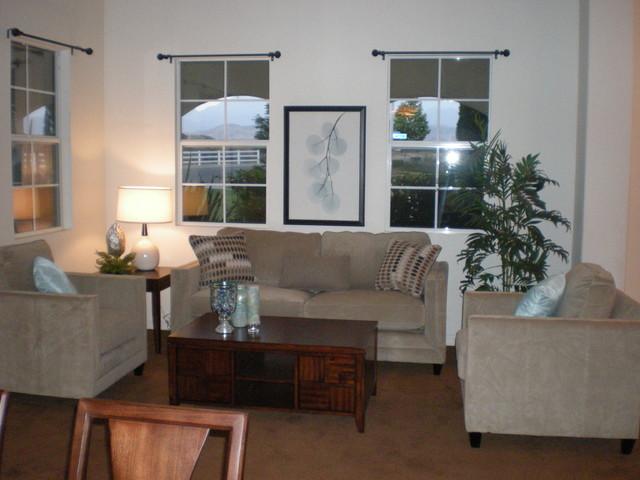 1405 Valle Del Sol Redlands CA contemporary-living-room