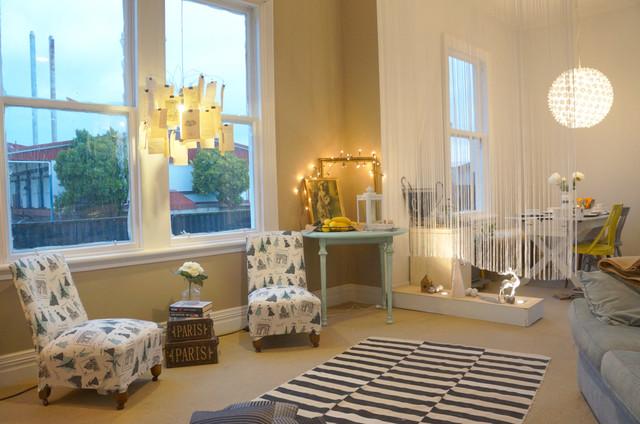 Decorating Ideas > 1905 NZ Villa Renovation  Eclectic  Living Room  Other  ~ 193103_Living Room Ideas Nz