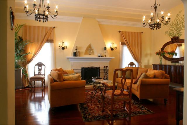 1920 s house mediterranean living room los angeles by jana rh houzz com 1920s dining room decor 1920s interior decor