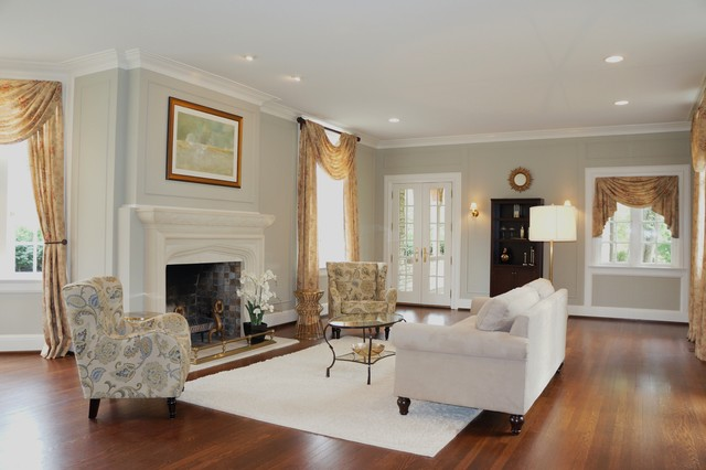 1920s beauty traditional living room columbus by for Living room ideas 1920s