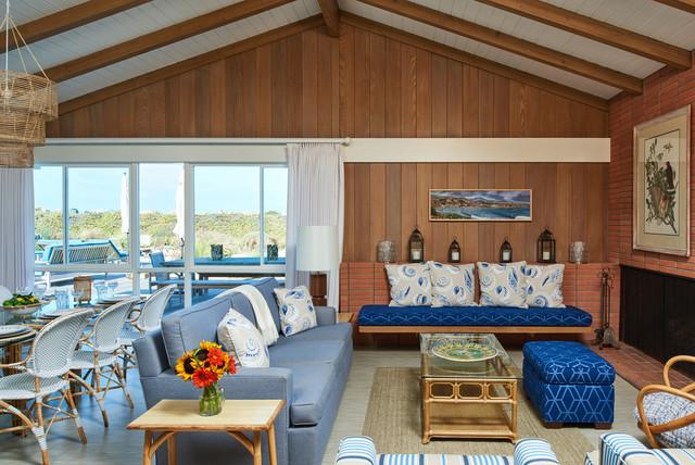 1950's midcentury modern beach house  midcentury