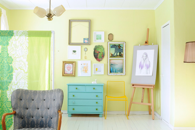 Color of the Week: Spring Green