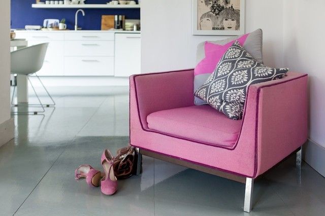 Funky Beach Style Living Room Furniture Picture Collection - Living ...