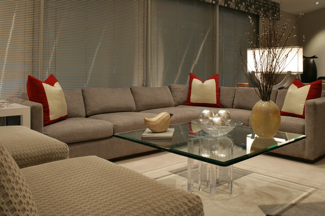 1970's Re-Fashioned Mix modern-living-room