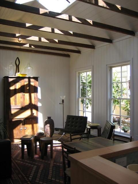 19th Street contemporary-living-room