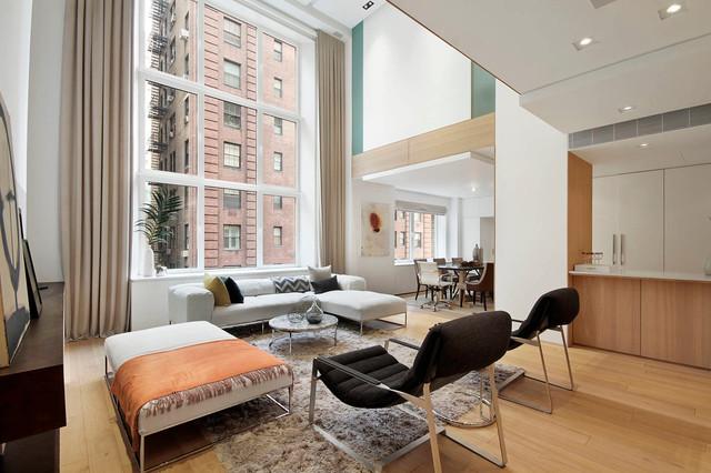 2 w 67th st new york ny scandinavian living room for W living room new york