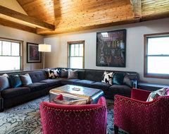 200 Block of Elmwood Ave eclectic-living-room
