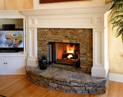 2001 Showcase traditional-living-room