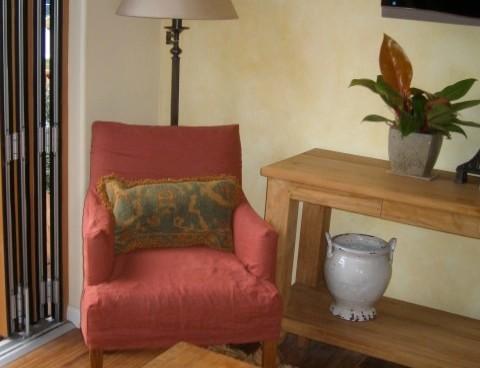 2007 Solar Decathlon house traditional-living-room