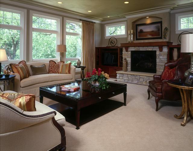 2008 Halifax Residence traditional-living-room