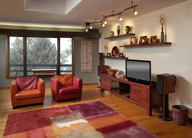 2010 BIA Best of Show - Kitchen Remodel contemporary-living-room
