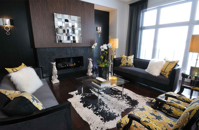 2010 HHL - Great Room contemporary-living-room