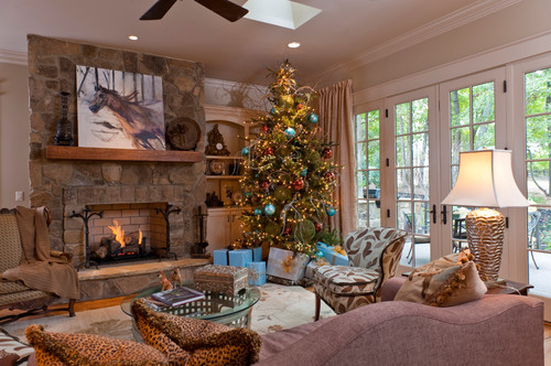 tree for living room the best place to put a tree balsam hill 14885