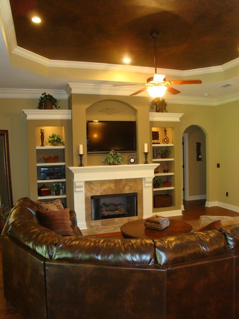 2011 Gold Award Winning Home Mediterranean Living Room Other Metro By Hartsfield