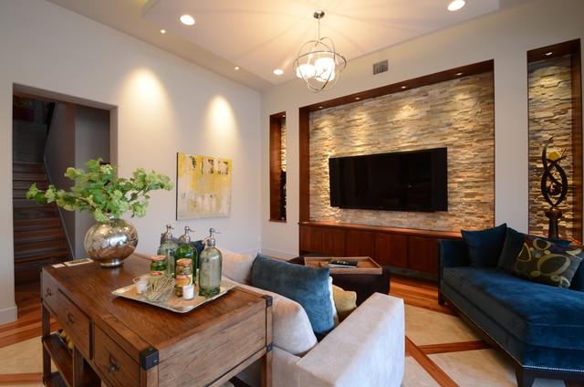 2012 Parade Of Homes--Dominion contemporary-living-room