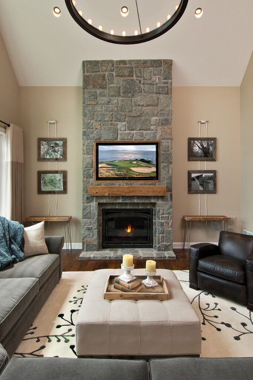 Do When Designing A Fireplace Tv Combo From Scratch Your Due Diligence And Get Educated On Products
