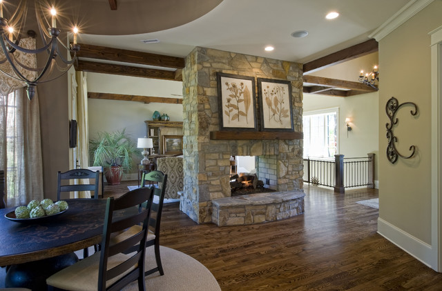 Living traditional-living-room