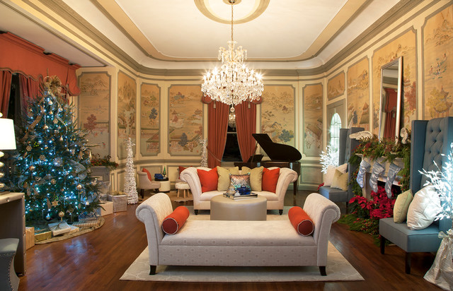 2013 Christmas At Callanwolde Designer Showhouse