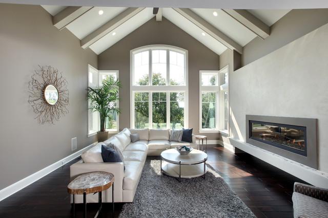 2013 Grand Rapids Design Home Transitional Living Room Grand Rapids By Hard Topix Llc